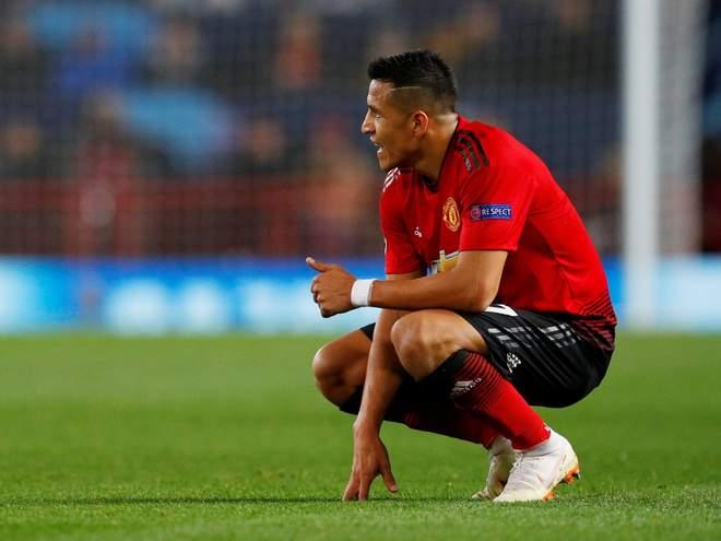 Sốc! Sanchez chạy nước rút thua cả Mata - Bóng Đá