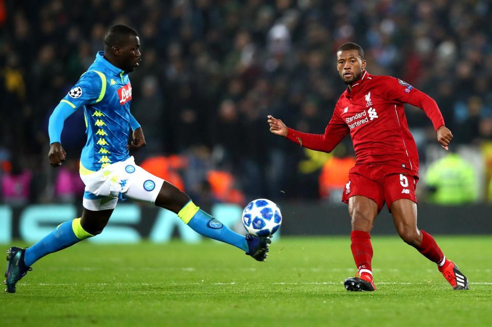 Tỏa sáng trước Liverpool, sao Napoli được fan Quỷ đỏ thèm khát - Bóng Đá