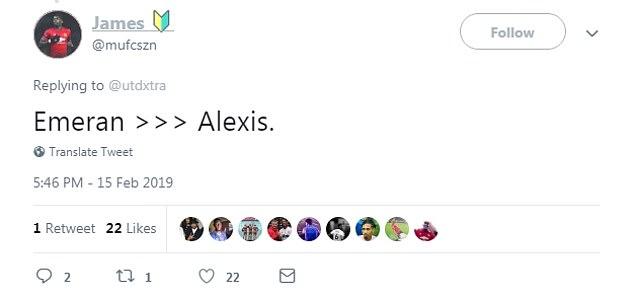 Fan Quỷ đỏ đồng loạt kêu gọi Sanchez nhường chỗ cho tân binh - Bóng Đá