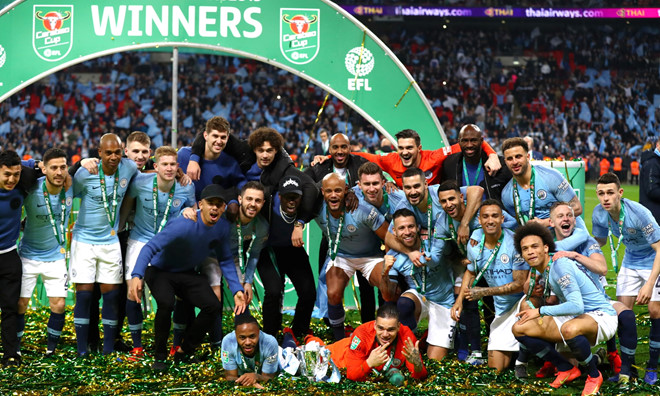Man United, Liverpool paired with League One opposition in Carabao Cup - Bóng Đá