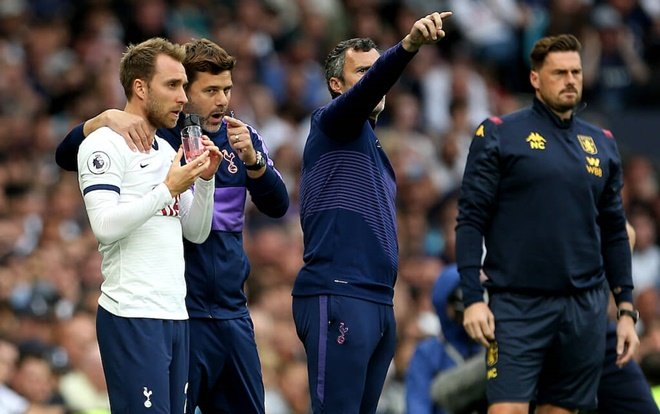 Premier League rivals eye Pochettino and Eriksen could join him too - Bóng Đá