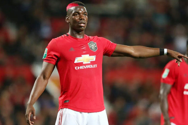 Paul Pogba, Marcus Rashford and Anthony Martial doubts for Manchester United vs Arsenal - Bóng Đá