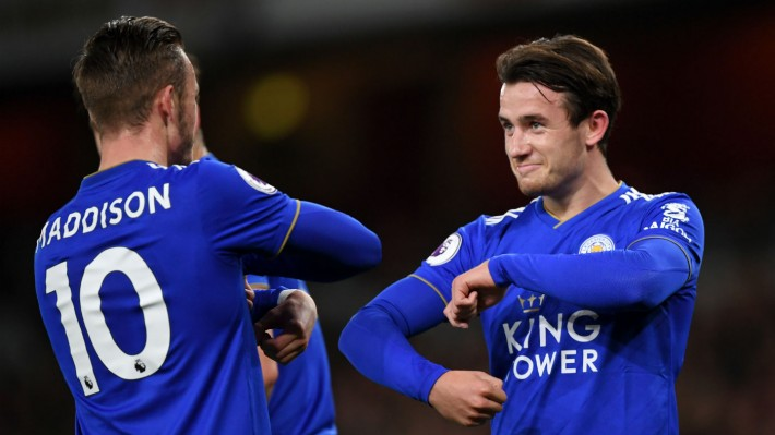 £130m-rated Leicester pair in Manchester United sights - Bóng Đá