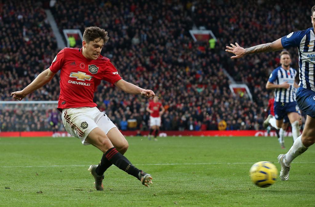 Is Dan James Manchester United's new Andrei Kanchelskis? - Bóng Đá