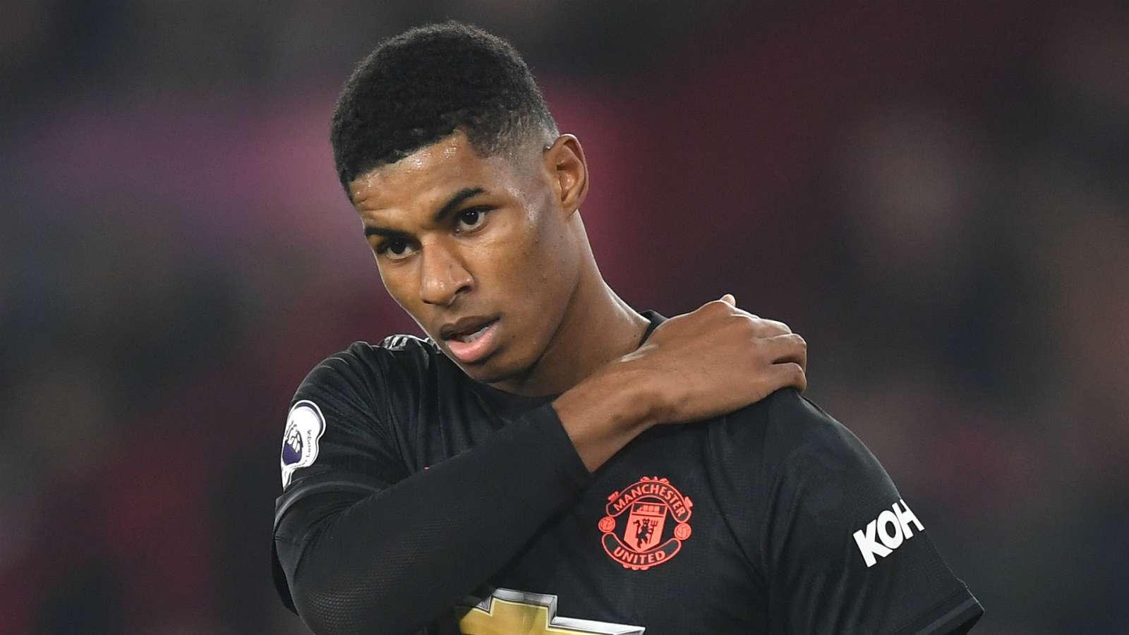 'Rashford is not enough' - Man Utd still need a 'top striker', says Blackmore - Bóng Đá