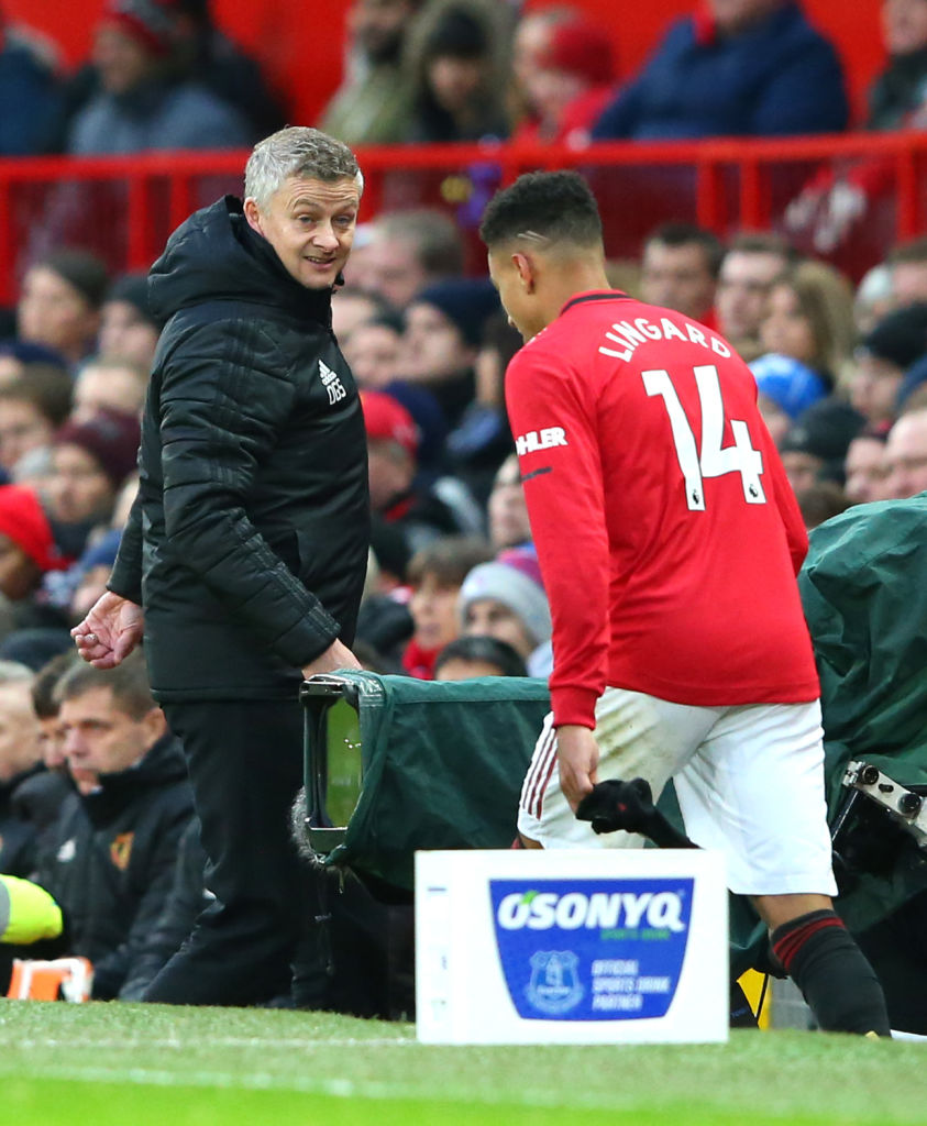 Manchester United's two worst players against Everton - Bóng Đá