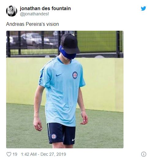 Man United fans fume at Andreas Pereira despite beating Newcastle 4-1 - Bóng Đá
