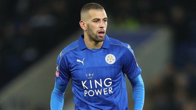 Leicester flop Islam Slimani asks to cut his loan deal at Monaco short after Manchester United made shock move to sign him in bid - Bóng Đá