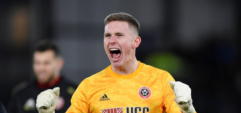 Man Utd fans react as PSG reportedly join the race to sign Dean Henderson - Bóng Đá