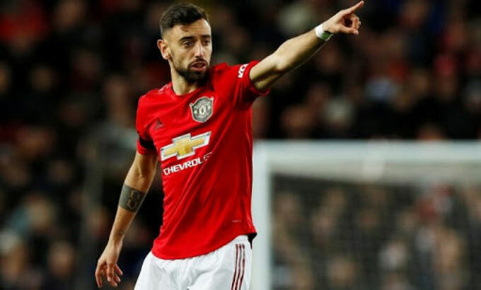 Paul Scholes compares Bruno Fernandes to two Man Utd legends - Bóng Đá