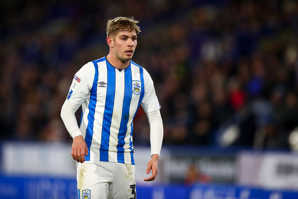 Danny Cowley says he wants Arsenal youngster Emile Smith-Rowe on loan next season - Bóng Đá
