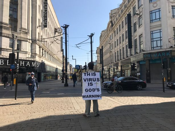 this is the new normal in Manchester during coronavirus lockdown - Bóng Đá