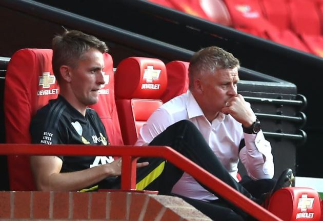 Solskjaer names four Manchester United players that are difficult to leave out - Bóng Đá