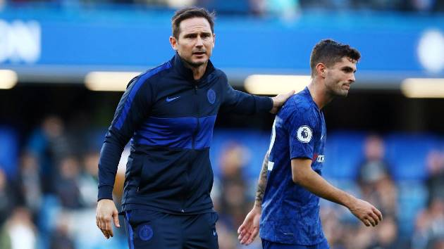 Pulisic's game now on 'another level' - Chelsea boss Lampard - Bóng Đá