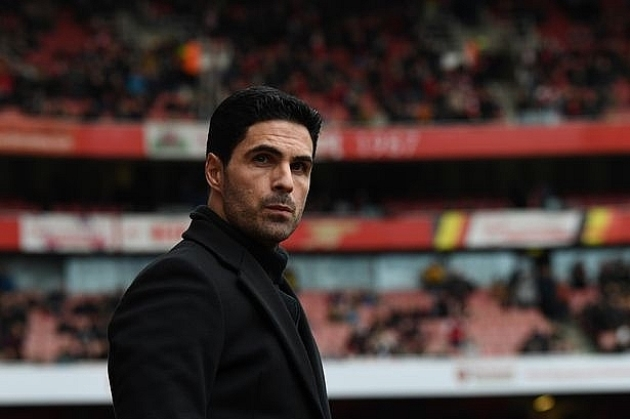 Mikel Arteta claims Arsenal need statement signing like Liverpool's Virgil van Dijk - Bóng Đá