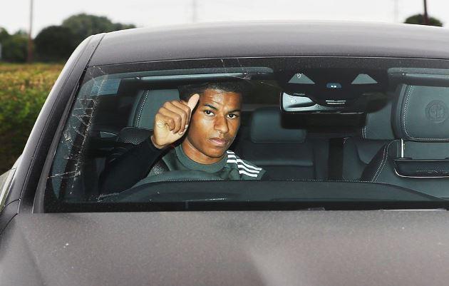 Man Utd tới sân tập - Bóng Đá