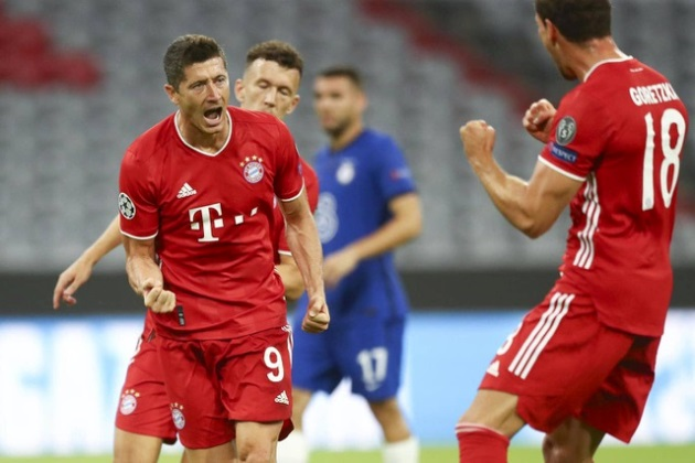 Frank Lampard on the 'good things' Chelsea can take from Bayern Munich defeat - Bóng Đá