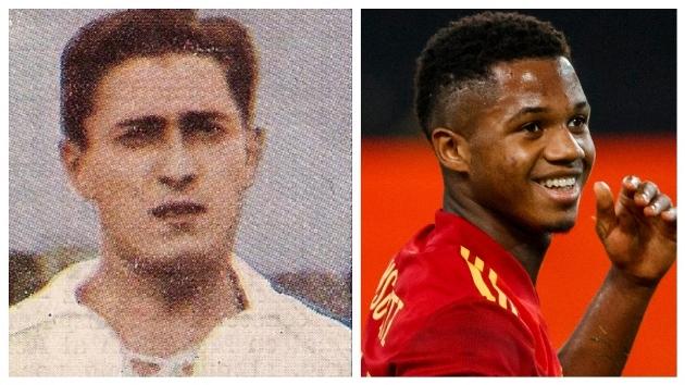 Ansu Fati becomes Spain's youngest ever goalscorer - Bóng Đá