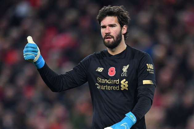 Alisson is 'Ronaldo-esque' but Neuer is best goalkeeper in the world, says ex-Liverpool No.1 James - Bóng Đá