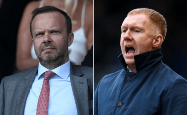 Paul Scholes tells Manchester United to hire 'perfect' former team-mate to 'take pressure off' Ed Woodward - Bóng Đá