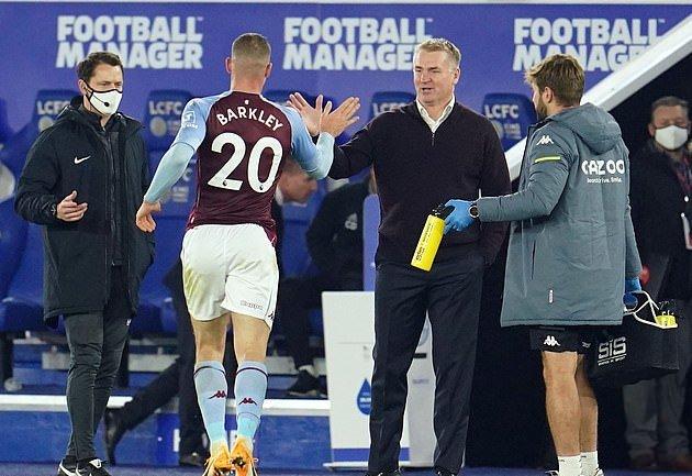 Leicester 0-1 Aston Villa: - Bóng Đá