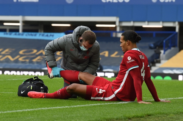 Danny Murphy says Liverpool's Virgil van Dijk is the best defender he's EVER seen  - Bóng Đá