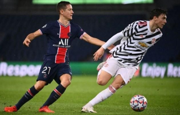 Ander Herrera praises Ole Gunnar Solskjaer's tactical decision during Manchester United's win over PSG - Bóng Đá