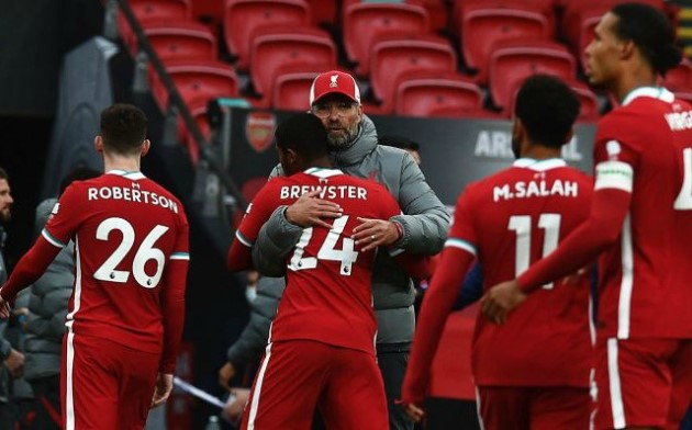 """""""We miss him"""" – Klopp hints at regret over one recent Liverpool sale - Bóng Đá"""