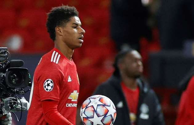 Manchester United 5-0 RB Leipzig: Marcus Rashford scores fastest ever Champions League hat-trick by a sub - Bóng Đá