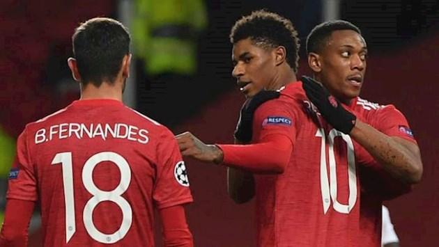 Marcus Rashford explains why he did not take Manchester United penalty vs RB Leipzig - Bóng Đá