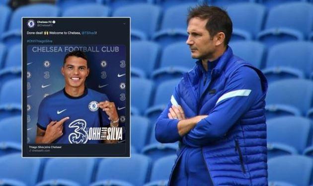 Chelsea fans amazed by Thiago Silva's Champions League performance - Bóng Đá