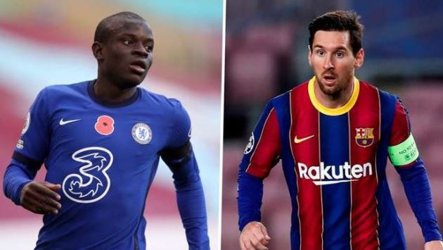 PSG need Kante not Messi to win Champions League, claims Rabesandratana - Bóng Đá