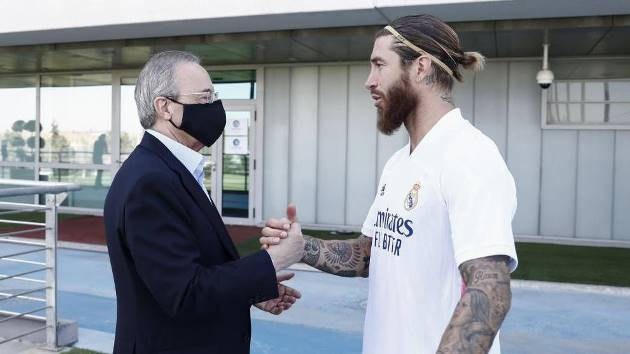 Sergio Ramos' father: I hope Sergio will stay at Real Madrid, we're optimistic - Bóng Đá