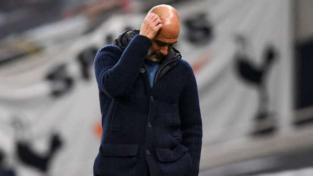 'Mourinho teams are like this' - Guardiola laments Man City's inability to break down Spurs - Bóng Đá