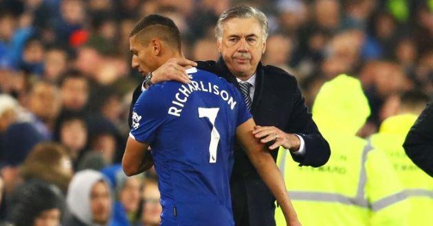 Everton told signing Man Utd misfit could fix major Richarlison problem - Bóng Đá