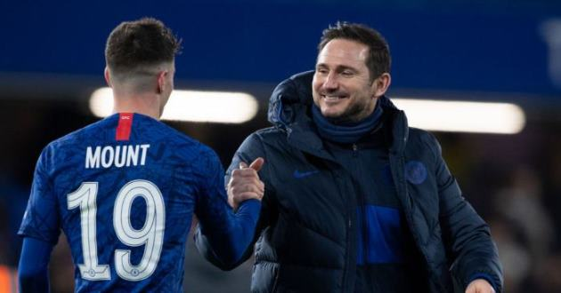 Lampard dismisses claims of Chelsea favouritism for 'son' Mount - Bóng Đá