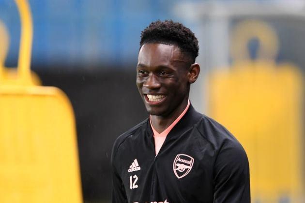 Folarin Balogun: Mikel Arteta wants Arsenal striker to sign new contract - 'He's part of the DNA' - Bóng Đá