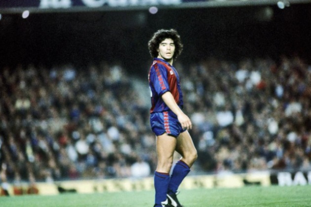 The relationship between Maradona and Messi: Two legends in eternal comparison - Bóng Đá