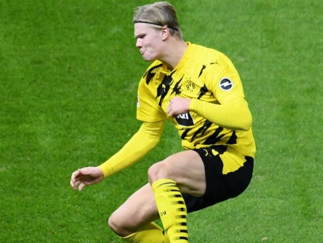 Borussia Dortmund chief insists Erling Haaland will stay