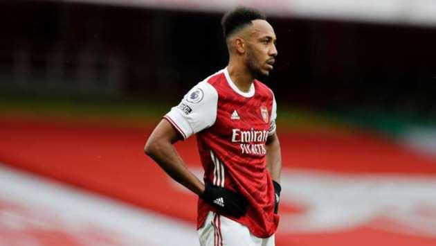 Aubameyang's lack of goals for Arsenal is Arteta's 'biggest concern' - Bóng Đá