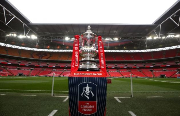 FA Cup third round matches confirmed as Man Utd, Liverpool and Arsenal learn fate - Bóng Đá