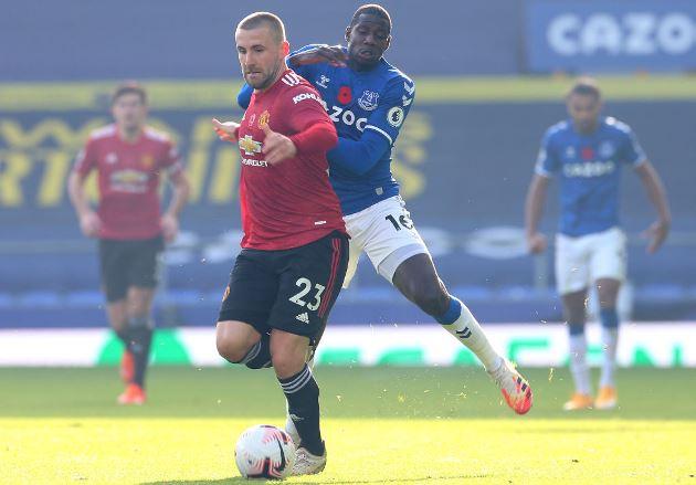 Ole Gunnar Solskjaer offers injury update on Manchester United's left backs - Bóng Đá