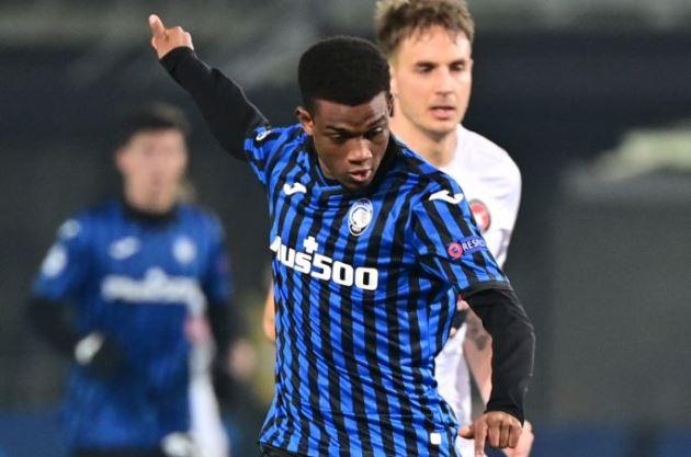 Gasperini praises Amad Diallo after Champions League debut - Bóng Đá