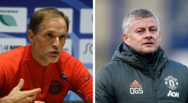 Thomas Tuchel warns PSG stars about Manchester United duo ahead of Champions League clash - Bóng Đá