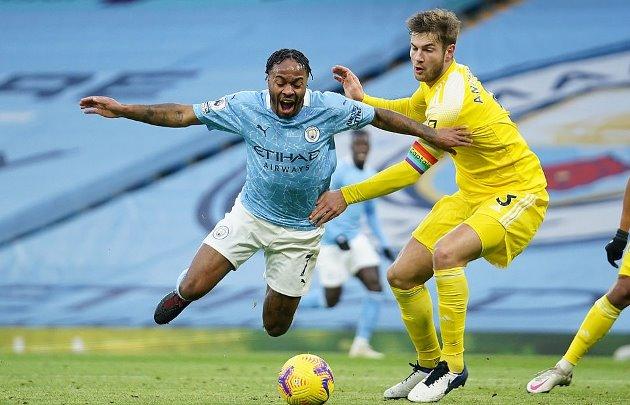 Man City 2-0 Fulham - Bóng Đá