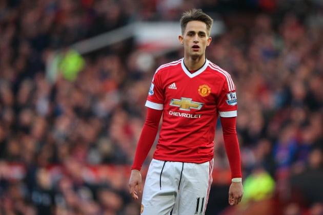 Manchester United set to face former player Adnan Januzaj in Europa League - Bóng Đá