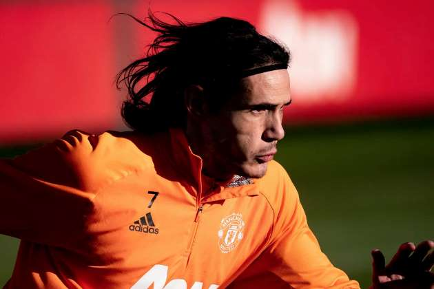 Edinson Cavani responds after Manchester United striker is hit with three-game ban and fine for Instagram post - Bóng Đá