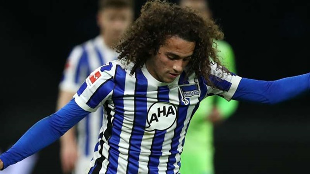 Hertha Berlin is already planning for life without Matteo Guendouzi - Bóng Đá