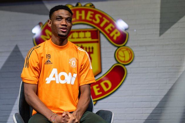 Amad Diallo trains with Manchester United first team - Bóng Đá
