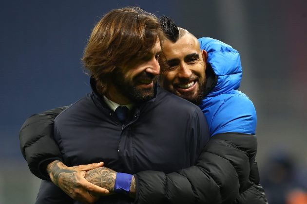 "Inter Star Arturo Vidal: ""Juventus Goal Was For The Fans, This Win Gives Us Confidence"" - Bóng Đá"